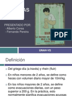 Diarreas en Pediatria