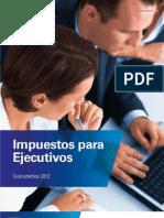 Impuestos Para Ejecutivos 2012