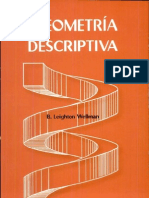 Geometria Descriptiva - Leighton Wellman