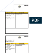 Plan Semanal Computacion Primaria