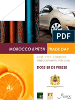 Morocco British Trade Day