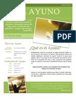 EL-AYUNO