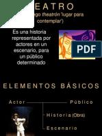 Clase Teatro