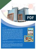 Clc Blocks Brochure of Sri Sai Brick Industries, Pratapa Singaram, Hyderabad