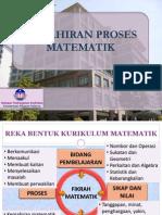 Kemahiran Proses Matematik