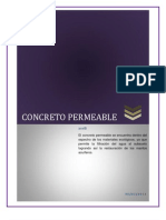 Concreto Permeable Doc