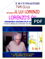 Promo Stiinta Si Cunoastere - Uleiul Lui Lorenzo 17 Mar 2013 Ora 18.00 TVR Cluj