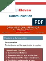 Chapter 10 - Communication