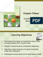 Chapter 15 Investing Through Mutual fUND