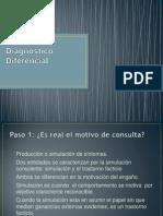 Diagnóstico Diferencia