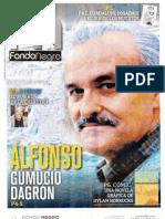 Alfonso Gumucio Dagron, enemigo de lo solemne