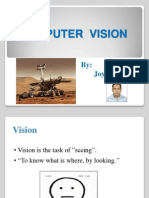 Computer vision PPT