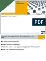 FPN Version Interoperability
