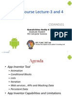 Android Beginner Lecture 3-4