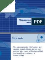 Planeacion de Sitio Web