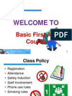 1. Basic First Aid Pwr Point Presentation