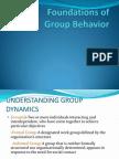 Group Behavior