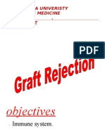 Graft Rejection