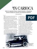 Chopin Carioca Ernesto Nazareth