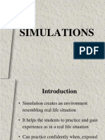 SIMULATIONS.ppt