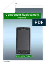 Sony Ericsson Xperia X10 Component Replacement - Electrical Rev2