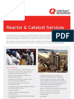 Catalyst and Reactor