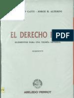 El Derecho Real - Edmundo Gatti Jorge Alterini