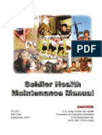 army soldier health maintinance