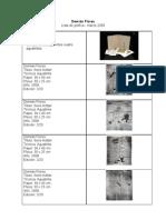 Lista de Gráfica Disponible Mar 09