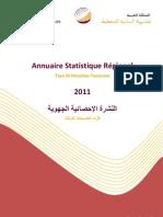 Annuaire statistique de la région Taza-Al Hoceima-Taounate, 2011 (version arabe et française)