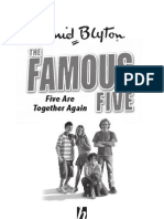 Famous Five - Five Are Together Again - Excerpt