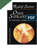 Rudolf Steiner Omul Suprasensibil Carte