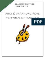 Bk3 Arts Manual