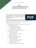 Bab 6 Rencana Umum Jaringan Transportasi Jalan