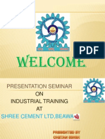 ShreeCement ppt