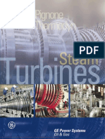 GE Steam Turbines