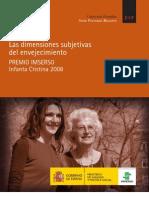Las Dimensiones Subjetivas Del Envejecimiento