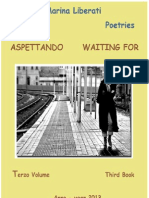 Marina Liberati Poesie  PoetriesVolume 3 Book 3d