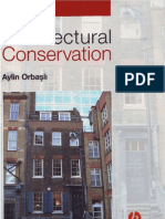 Peras5.2010 Handout - Architectural Conservation