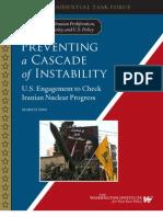 Preventing a Cascade of Instability Mar2009