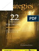 Strategies - 22 Potenti Strumenti - Evolution Ezine - OK STAMP