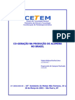 8 - CO-GERAÇÃO DE RESÍDUOS