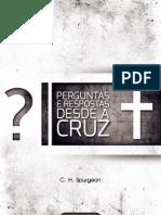 eBook Perguntas Respostas Cruz Spurgeon