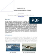 Coata Concordia Analysis