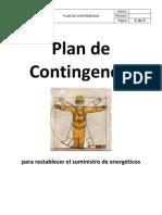 Formato Para Plan de Contingencias de Practica 6