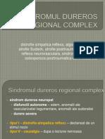 Sindromul Dureros Regional Complex[1]