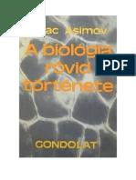 Asimov Isaac a Biologia Rovid Tortenete Hu Nncl3190-711v1
