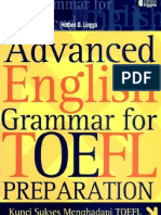 Advanced English Grammar for TOEFL Preparation
