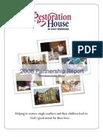 2008 Partnership Report