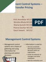 MCS-Transfer Pricing -Final Copy
